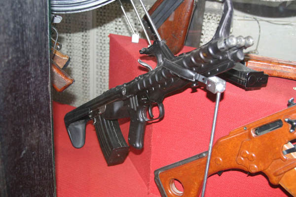 стрелкового оружия,