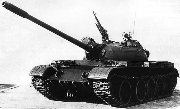 Командирский танк Т-54БК (СССР) » ВОЕННЫЕ ЛЮДИ