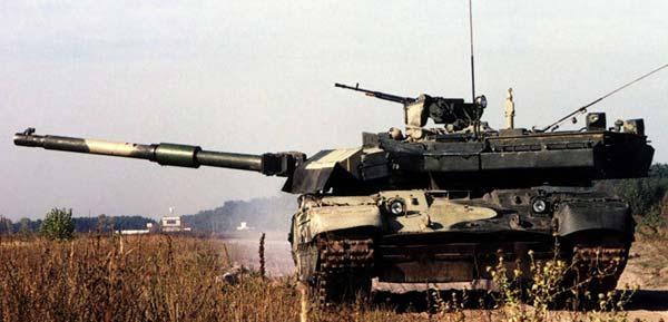 Основной боевой танк Т-84-120 «ЯТАГАН» (Украина) » ВОЕННЫЕ ЛЮДИ