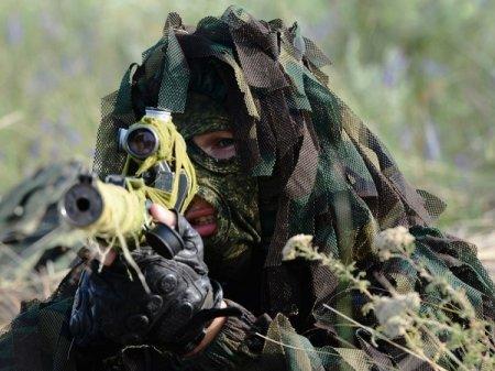 Как работают русские снайперы