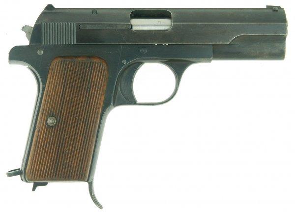 Пистолет Femaru 37M (Венгрия)