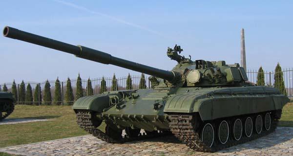 Основной боевой танк Т-64 (СССР) информация, характеристики