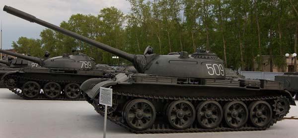 Средний танк Т-54 (СССР)