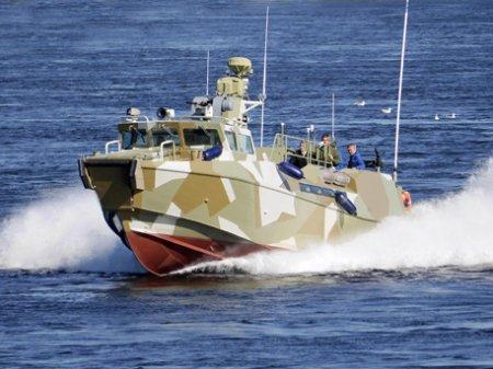 Морской «хищник» спецназа: скоростной катер «Раптор»