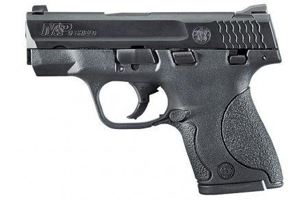 Пистолет Smith & Wesson M&P Shield (США)