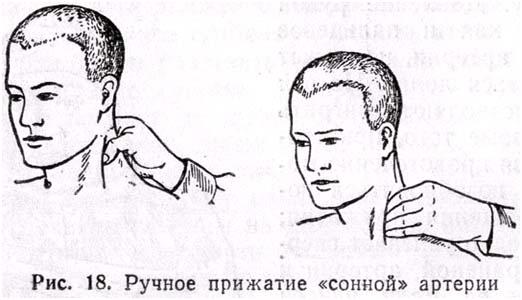 Как усыпить человека
