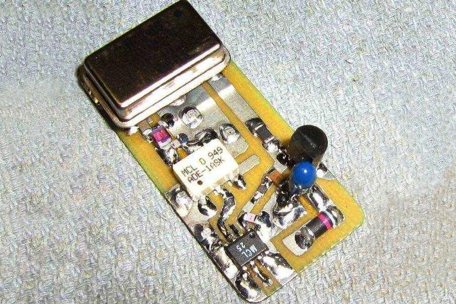 Глушилка сотовых телефонов схема фото 459