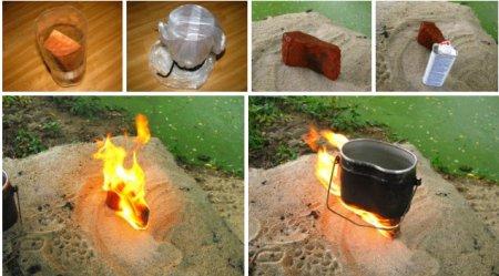 Огненный кирпич