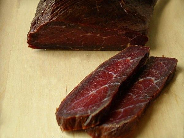 Вяленая говядина в домашних условиях рецепт с фото