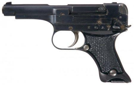 Пистолет Nambu Type 94 (Япония)