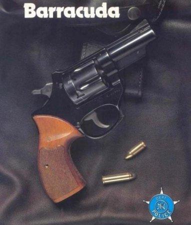 Револьвер FN Barracuda (Бельгия)