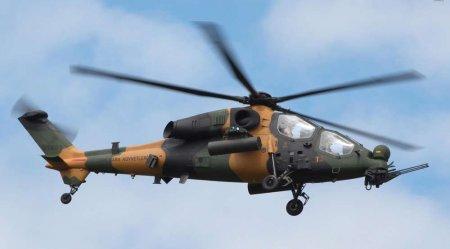 Ударный вертолёт Agusta-Westland T129 ATAK (Турция)  Найти похожие новости ?