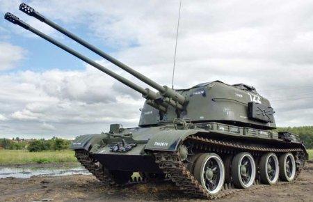ЗСУ-57-2 «Объект 500» (СССР)
