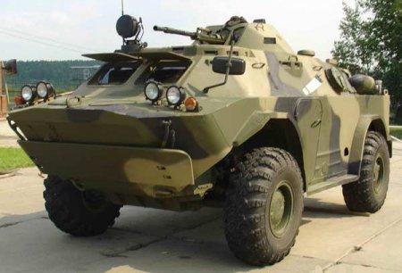 БРДМ-2 (ГАЗ-41) (СССР)