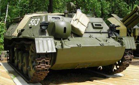 Артиллерийский подвижный наблюдательный пункт АПНП-1 («Объект 563») (СССР)