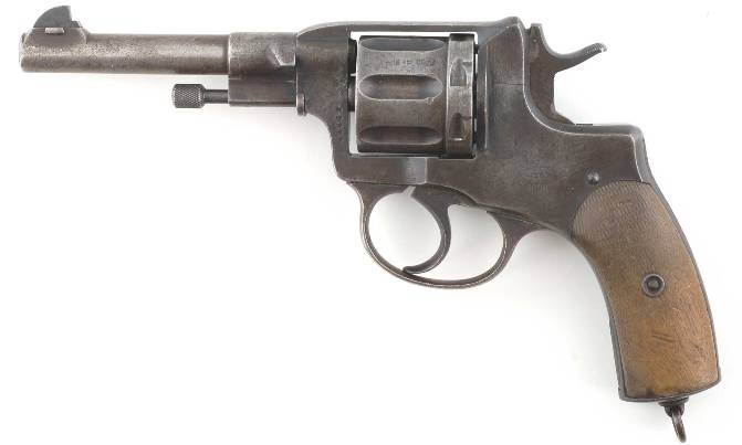 Револьвер Nagant M1895 (Бельгия )