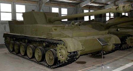 САУ СУ-100П «Объект 105» (СССР)