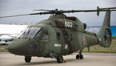 Многоцелевой вертолет Ка-60 «Касатка» (Россия)
