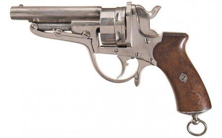 Револьвер Galand M1868 (Бельгия)