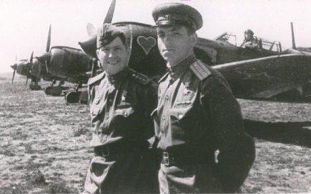 Дважды Герой Советского Союза Карпов Александр Терентьевич