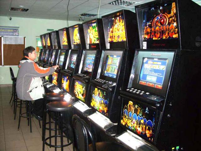 Видео игровых залов игровые автоматы игровые автоматы онлайн бесплатно макак