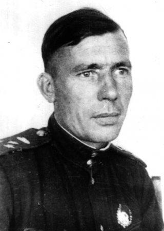 Гёрой СССР Андрющенко Григорий Яковлевич