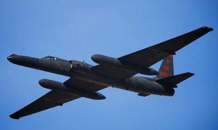 Высотный самолёт-разведчик Lockheed U-2C (США)