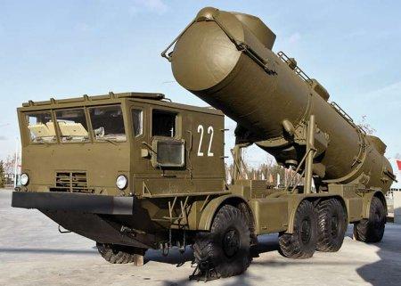 Мобильный ракетный комплекс 9К96 «Редут» (СССР)
