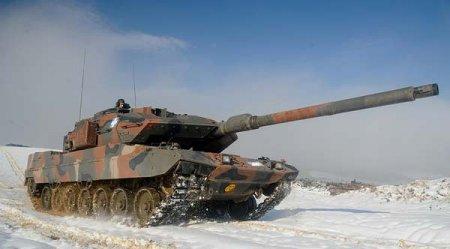Основной боевой танк Leopard 2HEL (Греция)