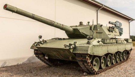 Опытный танк «Leopard 2K» (Германия)