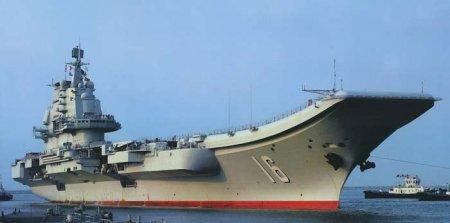 Авианосец Type 001 «Liaoning» (Россия-Китай)