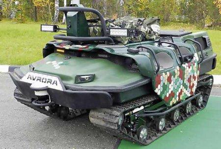 Мобильная Автономная Робототехническая Система «МАРС» А-800 (Россия)