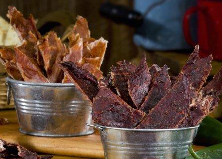 Как правильно сушить мясо