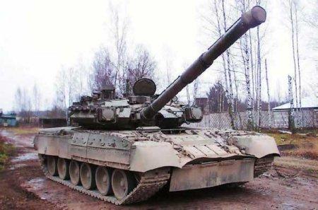 Основной танк Т-80УА («Объект 219АМ-1») (Россия)