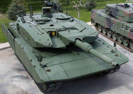 Основной боевой танк Leopard 2NG (Турция)