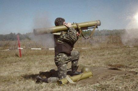 Ручной огнемёт РПО «Рысь» (СССР)