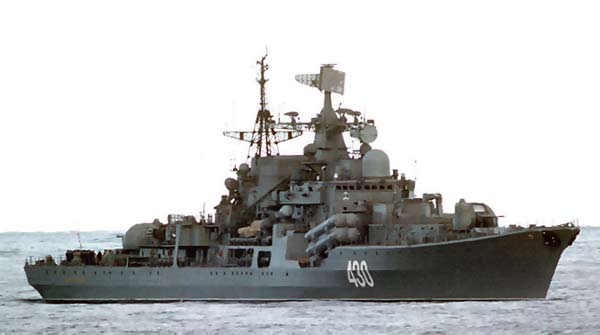 Эскадренные миноносцы проекта 956 «Современный» (СССР)