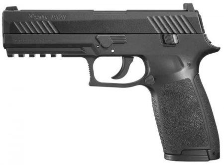 Пистолет SIG Sauer P320 (США)
