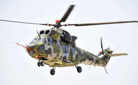 Многоцелевой вертолет KAI KUH-1 Surion (Южная Корея)