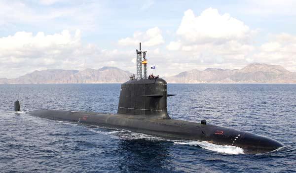 Подводные лодки типа Scorpene (Франция)