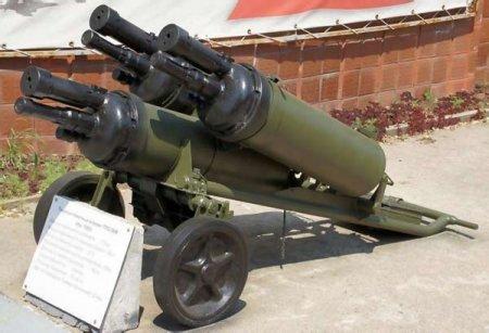 Тяжелый пехотный огнемет ТПО-50 (СССР)