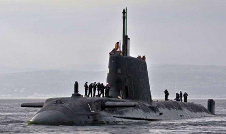 Атомные подводные лодки типа «Astute» (Великобритания)