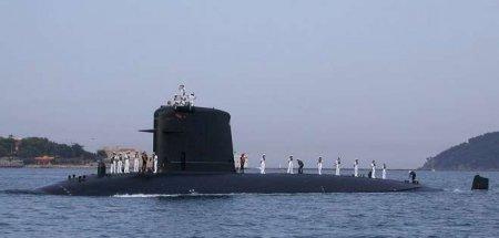 Атомные подводные лодки типа «Rubis» (Франция)