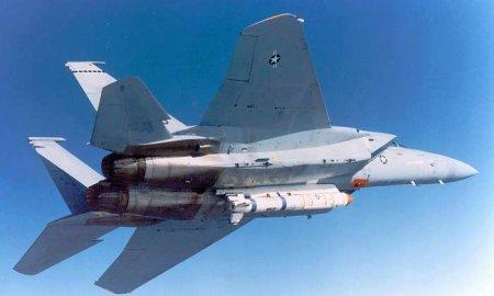 Проект авиационного ракетного комплекса ASAT (США)