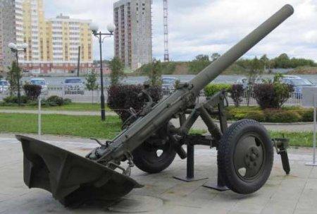 160-мм дивизионный миномет М-160 (СССР)