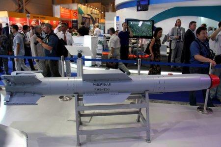 Для Су-57 создали умную бомбу