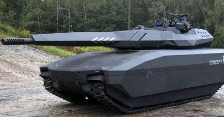 Опытный легкий танк PL-01 (Польша)