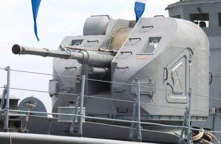 Корабельная артиллерийская установка АК-176 (СССР)