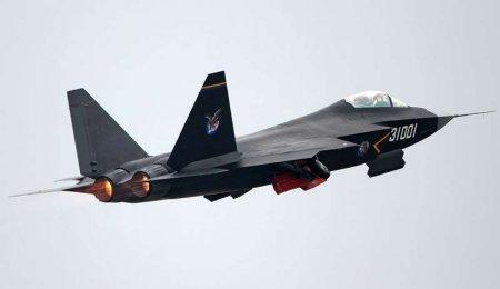 Перспективный истребитель Shenyang FC-31 (Китай)
