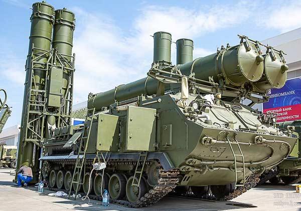 ЗРК 9К317МЭ «Викинг» (Россия)